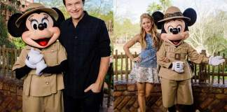 'Zootopia' Stars Visit Walt Disney World Resort