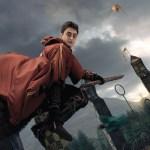 harry potter universal studios ride