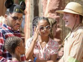 Blackish Visits Walt Disney World TV