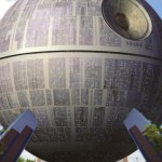 Deathstar Spaceship Earch Epcot