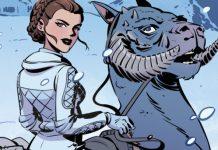 Star Wars Adventures: Forces of Destiny Comic Books