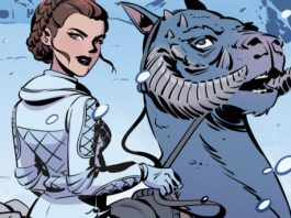 Star Wars Adventures: Forces of Destiny Comic Books