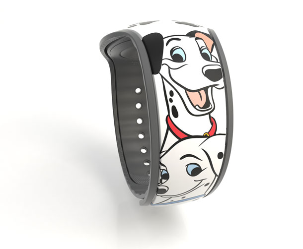Limited Release MagicBand - Expedition Everest Limited Release MagicBand - 101 dalmations