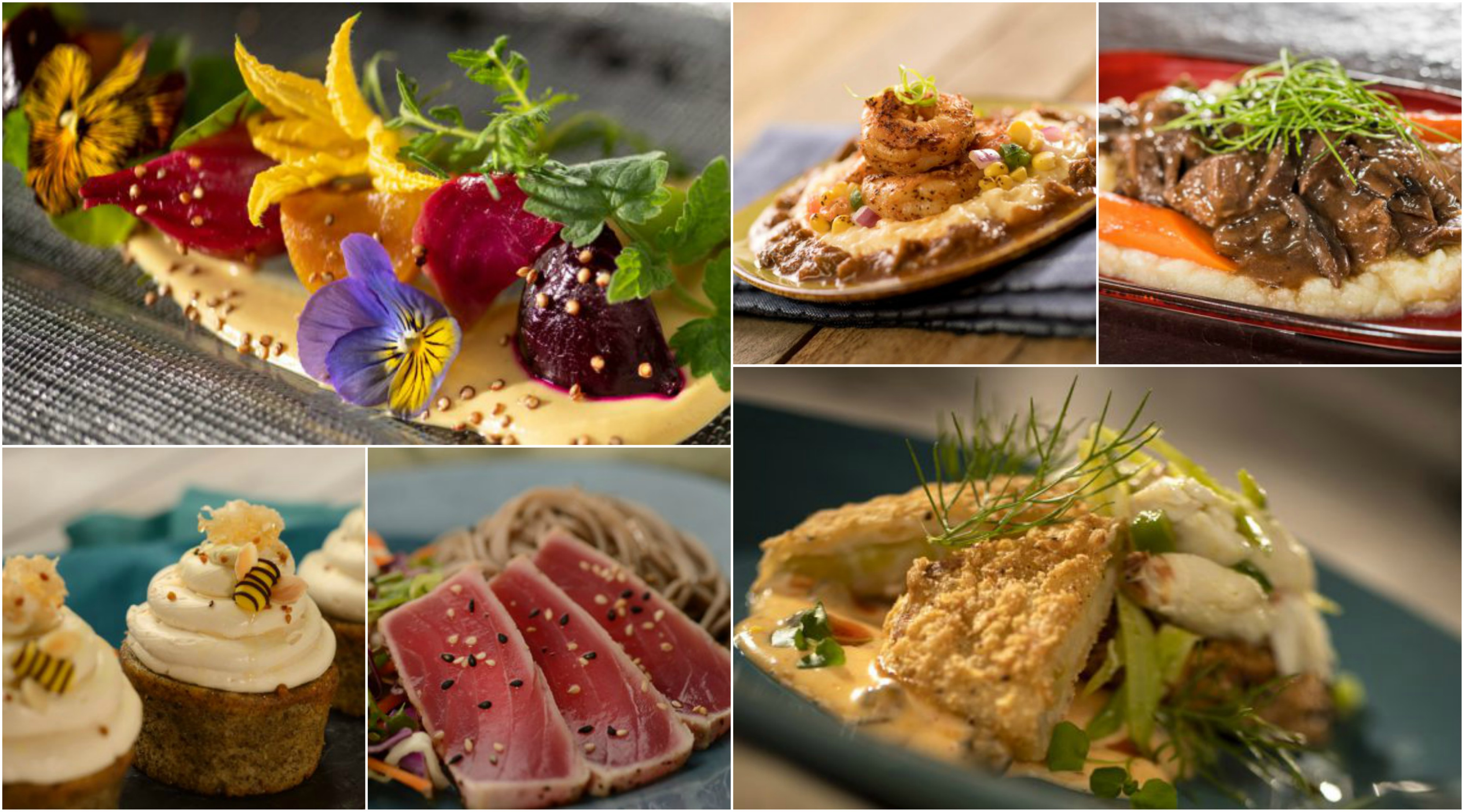 foodie guide to the 2019 epcot international flower & garden