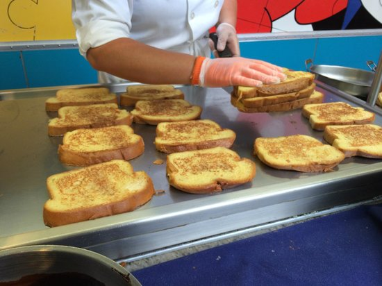 French Toast - Chef Mickey's - Contemporary