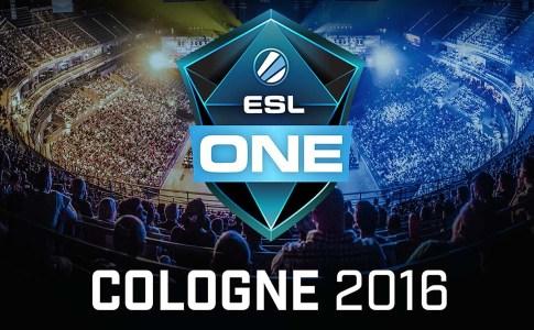 ESL One Cologne 2016
