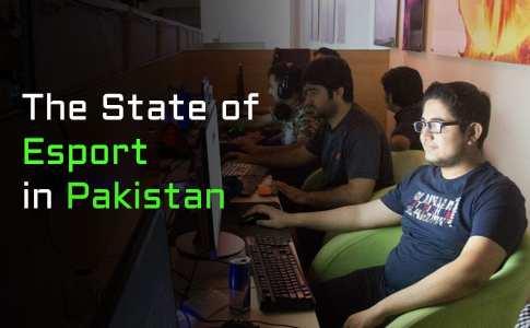 Esports in Pakistan