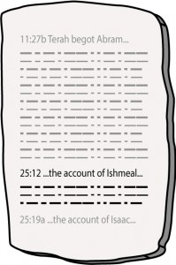 Ishmael's Embedded Account