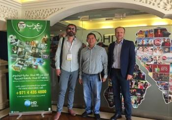 Канал Cars&Stars TV идет на Ближний Восток