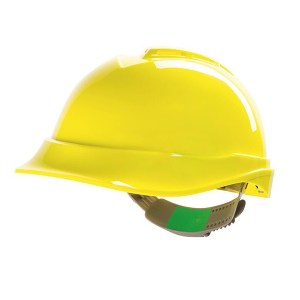V-Gard® 200 Cap, Vented Staz-on suspension w/ Sewn PVC sweatband