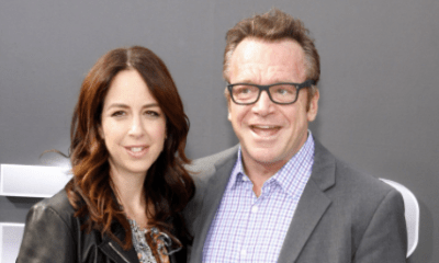 Tom Arnold daughter IVF fertility