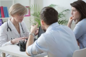 fertility consultation, infertility exam