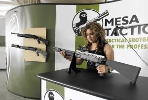 Lucy Mesa Tactical