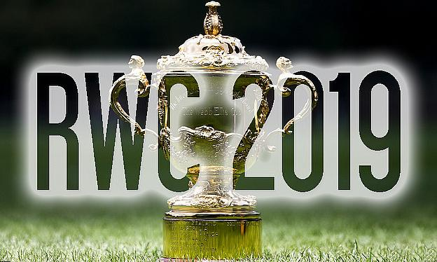 Japan will host the Rugby World Cup in 2019