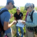 Ecological monitoring at Valle de Oro National Wildlife Refuge