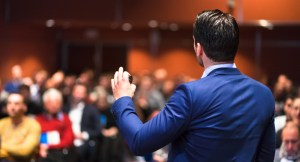 It's worth investing in a keynote speaker who will go the extra mile for your event.