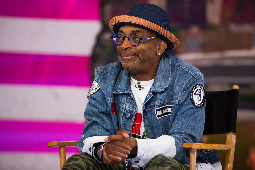 Image result for spike lee today show
