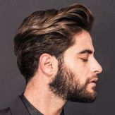 warm-hair-highlights-for-men