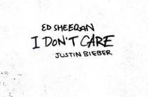 Ed Sheeran Ft. Justin Bieber _ I Don't Care