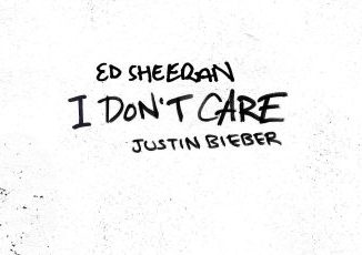 Ed Sheeran Ft. Justin Bieber _ I Don't Care