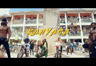 Diamond Platnumz _ Kanyaga video