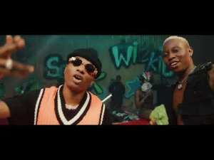 Soft ft. Wizkid money remix video