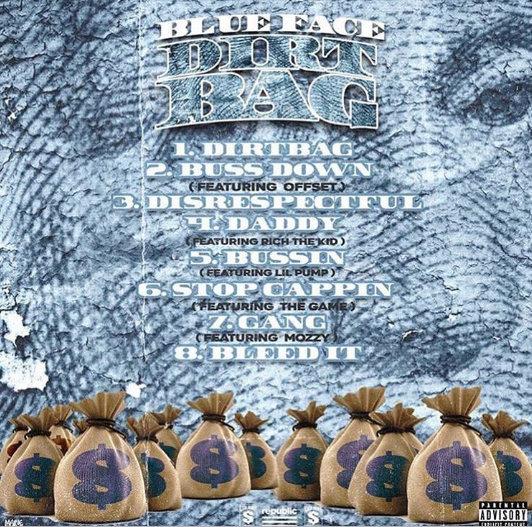 Download Album: Blueface _ Dirt Bag