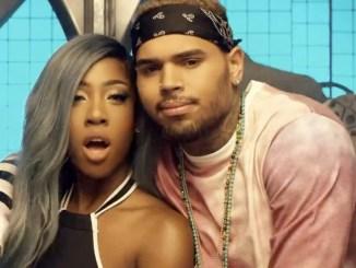 Chris Brown ft. Sevyn _ Red Handed
