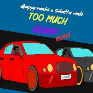 Gappy Ranks ft. Shatta Wale _ Too Much Henny