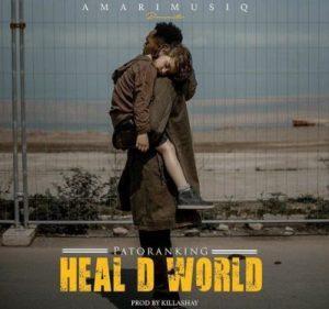 Patoranking - Heal D World Mp3