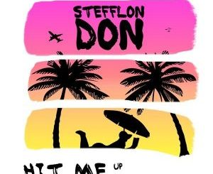 Stefflon Don _ hit me up
