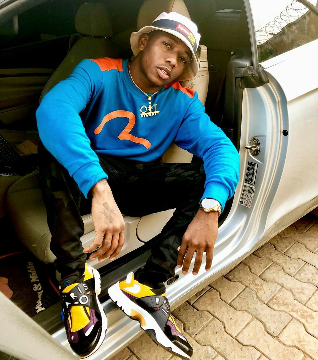 Small Doctor welcomes his 4th child with his 4th baby mama » Talkmusics