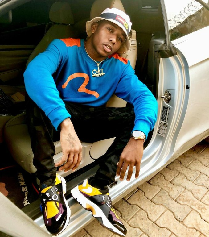 Small Doctor welcomes his 4th child with his 4th baby mama