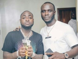 """Davido fights hard with his crew member """"watch video"""""""
