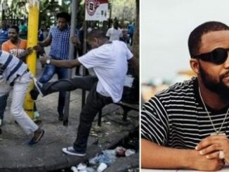 South African rapper, Casper Nyovest condemns Xenophobic attacks