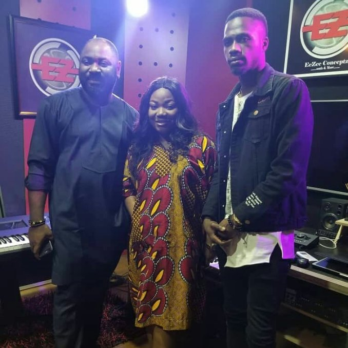 Mercy Chinwo gets car gift from Eezee Conceptz on her birthday