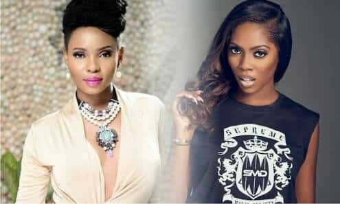"""Breaking! Yemi Alade reveals why she may not collaborate with Tiwa Savage """"Video"""""""