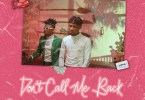 Joeboy - Don't call me back
