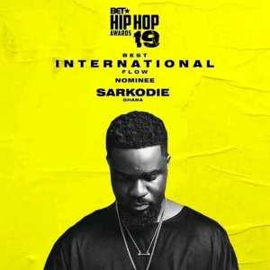 sarkodie - 2019 BET hiphop cypher