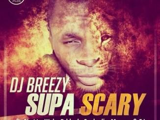 DJ Breezy Ft. Shatta wale , D-Black, Sarkodie, Mugeez, E.L - Supa Scary