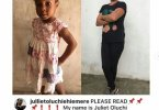 Lady claims Flavour is the father of her child