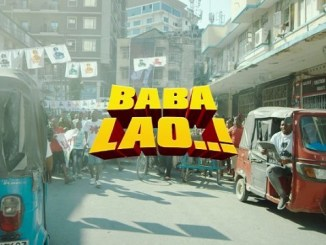 Diamond Platnumz - baba lao video