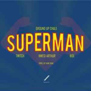 Twitch - superman