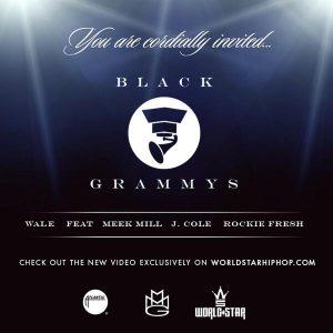 Wale - Black Grammys
