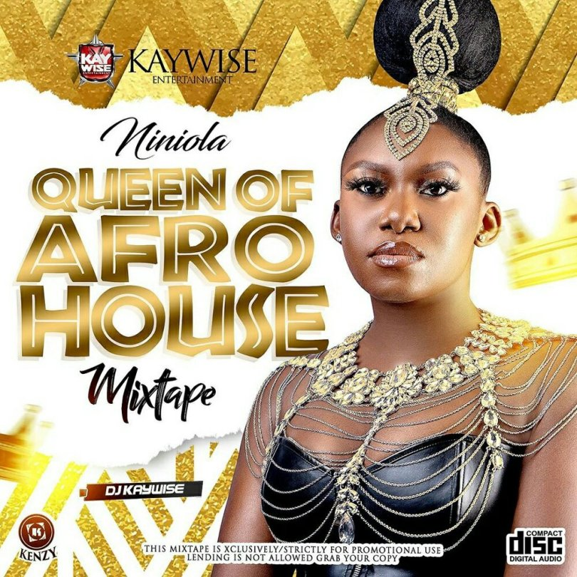 DJ Kaywise - Queen Of Afro House Mix