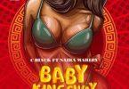 C Blvck Ft. Naira Marley - Baby Kingsway