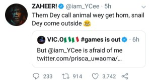 Ycee slams Vic O after he challenged him to a live rap battle