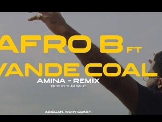 Afro b - Amina remix