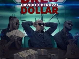 B-Red Ft. Davido, Peruzzi - Dollar