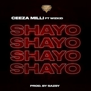 Ceeza Milli Ft. Wizkid - Shayo